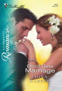 Blind-Date Marriage (ebok) av Fiona Harper