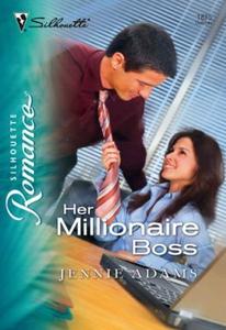 Her Millionaire Boss (ebok) av Jennie Adams