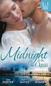 Midnight at the Oasis (ebok) av Jane Porter,