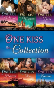 One Kiss in...Collection (ebok) av Catherine