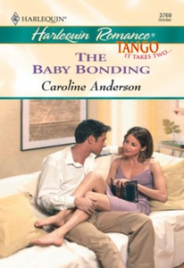 The Baby Bonding (ebok) av Caroline Anderson