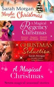 A Magical Christmas (ebok) av Sarah Morgan, E