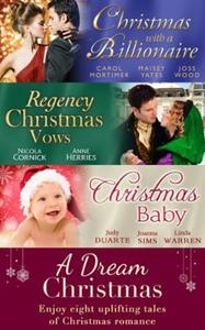 A Dream Christmas (ebok) av Carole Mortimer,