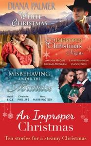 An Improper Christmas (ebok) av Diana Palmer,