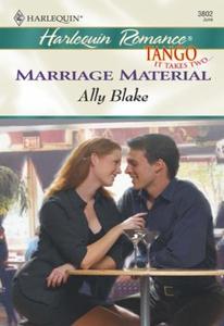 Marriage Material (ebok) av Ally Blake