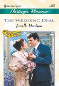 The wedding deal