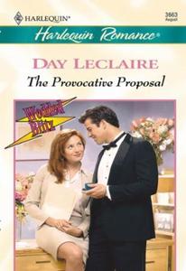 The Provocative Proposal (ebok) av Day Leclai