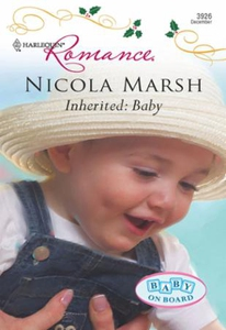 Inherited: Baby (ebok) av Nicola Marsh