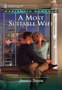 A Most Suitable Wife (ebok) av Jessica Steele