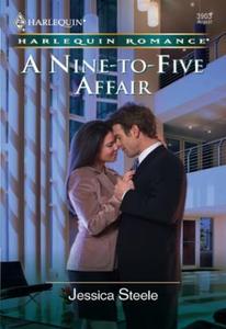 A Nine-to-five Affair (ebok) av Jessica Steel