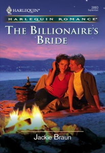 The Billionaire's Bride (ebok) av Jackie Brau