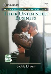 Their Unfinished Business (ebok) av Jackie Br