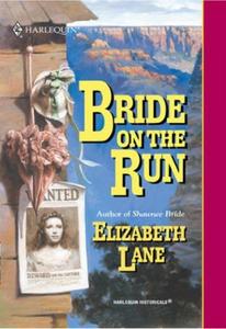 Bride On The Run (ebok) av Elizabeth Lane