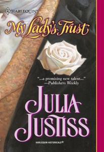 My Lady's Trust (ebok) av Julia Justiss