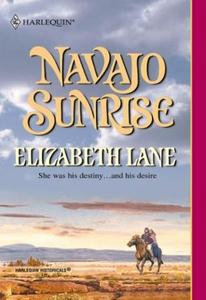 Navajo Sunrise (ebok) av Elizabeth Lane