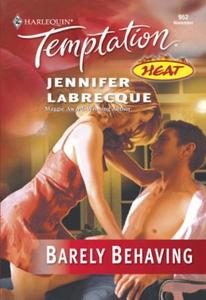 Barely Behaving (ebok) av Jennifer LaBrecque