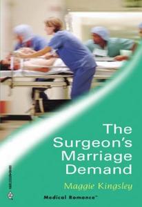 The Surgeon's Marriage Demand (ebok) av Maggi
