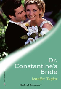 Dr Constantine's Bride (ebok) av Jennifer Tay