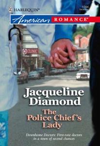 The Police Chief's Lady (ebok) av Jacqueline