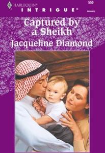 Captured By A Sheikh (ebok) av Jacqueline Dia