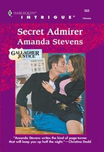 Secret Admirer (ebok) av Amanda Stevens
