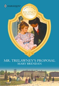 Mr. Trelawney's Proposal (ebok) av Mary Brend