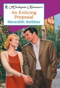 An Enticing Proposal (ebok) av Meredith Webbe