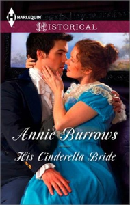 His Cinderella Bride (ebok) av Annie Burrows
