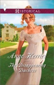 The Disappearing Duchess (ebok) av Anne Herri