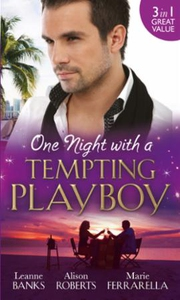 One Night with a Tempting Playboy (ebok) av L