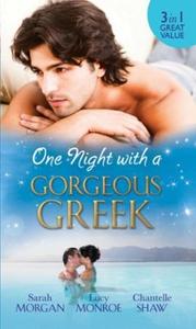 One Night with a Gorgeous Greek (ebok) av Sar