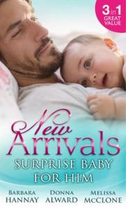New Arrivals: Surprise Baby for Him (ebok) av