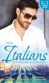 The Italians: Alessandro, Luca & Dizo