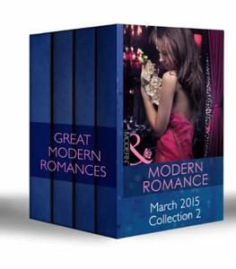 Modern Romance March 2015 Collection 2 (ebok)