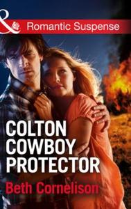 Colton Cowboy Protector (ebok) av Beth Cornel