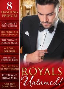 Royals Untamed! (ebok) av Rachael Thomas, Sca