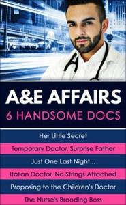 A &E Affairs (ebok) av Carol Marinelli, Lynne