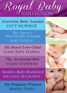 Royal Baby Collection (ebok) av Lucy Monroe,