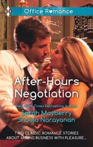 After-Hours Negotiation (ebok) av Sarah Maybe