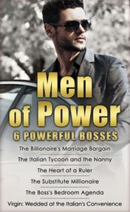 Men of power (ebok) av Carole Mortimer, Rebec