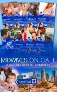 Midwives On-Call (ebok) av Carol Marinelli, M