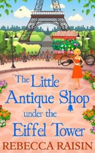 The Little Antique Shop Under The Eiffel Towe