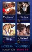 Modern romance august books 5-8
