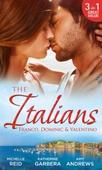 The italians: franco, dominic and valentino