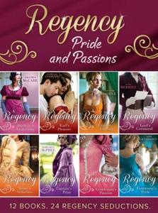 Regency Pride and Passions (ebok) av Christin