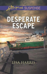Desperate Escape (ebok) av Lisa Harris
