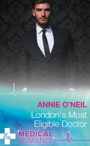 London's Most Eligible Doctor (ebok) av Annie