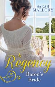A regency baron's bride (ebok) av Sarah Mallo