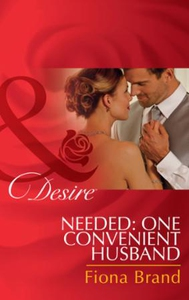 Needed: One Convenient Husband (ebok) av Fion