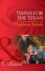 Twins For The Texan (ebok) av Charlene Sands